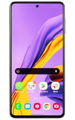 Samsung Galaxy M31s hoesjes