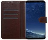 ADEL Kunstleren Book Case Pasjes Portemonnee Hoesje voor Samsung Galaxy S10 - Camouflage Groen_