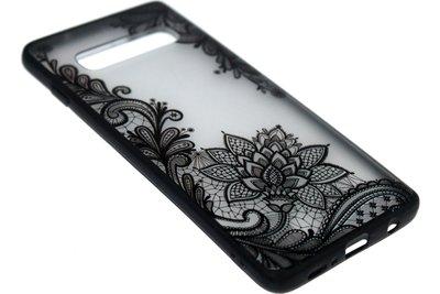 Mandala bloemen hoesje Samsung Galaxy S10e