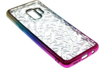Bling bling diamanten hoesje Samsung Galaxy S9 Plus