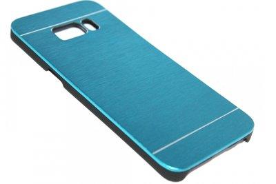 Aluminium hoesje lichtblauw Samsung Galaxy S8 Plus