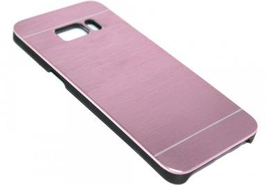 Aluminium hoesje roze Samsung Galaxy S8 Plus