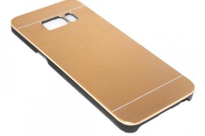 Aluminium hoesje goud Samsung Galaxy S8 Plus