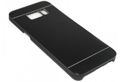 Aluminium hoesje zwart Samsung Galaxy S8 Plus