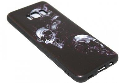 Doodshoofd hoesje Samsung Galaxy S8 Plus