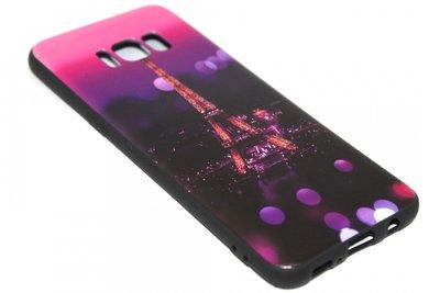 Eiffeltoren hoesje Samsung Galaxy S8 Plus