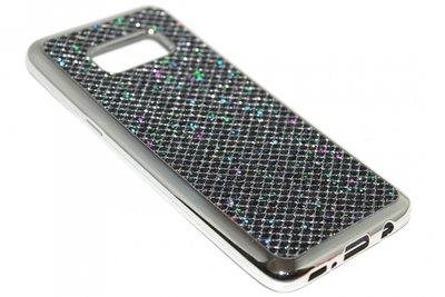 Bling bling hoesje zwart Samsung Galaxy S8 Plus