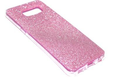 Bling hoesje roze Samsung Galaxy S8 Plus