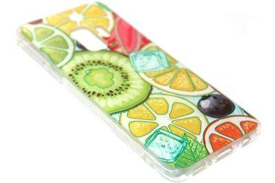 Fruit hoesje siliconen Samsung Galaxy S9 Plus