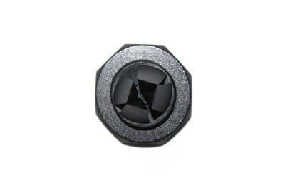 Zwarte magneet telefoonhouder universeel