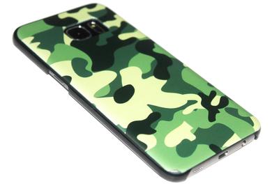 Camouflage hoesje Samsung Galaxy S7 Edge