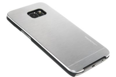 Aluminium hoesje zilver Samsung Galaxy S7 Edge