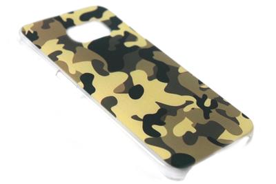 Camouflage hoesje Samsung Galaxy S6 Edge