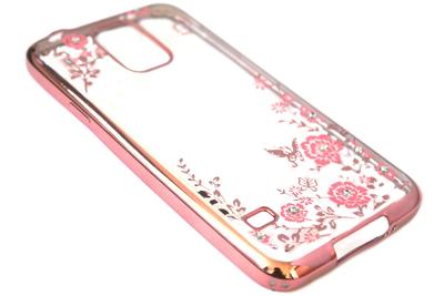 Mandala bloem hoesje Samsung Galaxy S8