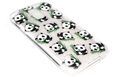 Panda hoesje siliconen Samsung Galaxy S5 (Plus) / Neo