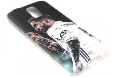 Sergio Ramos hoesje Samsung Galaxy S5 (Plus) / Neo