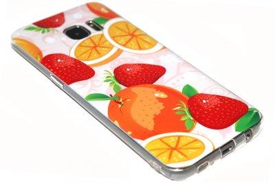 Fruit hoesje Samsung Galaxy S7 Edge