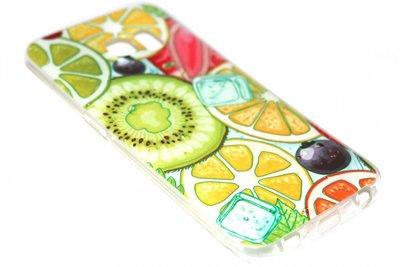 Fruit hoesje Samsung Galaxy S6 Edge
