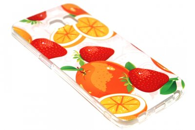 Fruitsoorten hoesje Samsung Galaxy S6 Edge