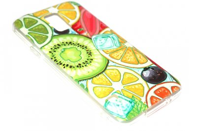 Fruitsoorten hoesje Samsung Galaxy S5 (Plus) / Neo