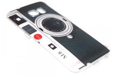 Fotocamera hoesje Samsung Galaxy S6 Edge