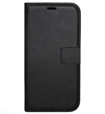 ADEL Kunstleren Book Case Portemonnee Pasjes Hoesje voor Samsung Galaxy S20 Ultra - Zwart