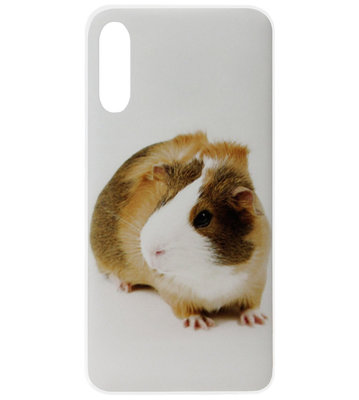 ADEL Siliconen Back Cover Softcase Hoesje voor Samsung Galaxy A70(S) - Cavia