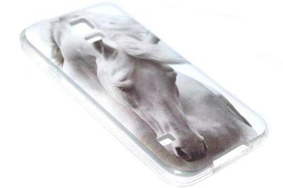 Paarden hoesje Samsung Galaxy S5 (Plus) / Neo