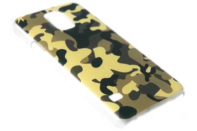 Camouflage hoesje Samsung Galaxy S5 (Plus) / Neo