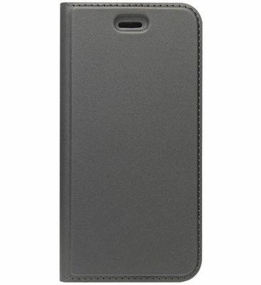 ADEL Premium Kunstleren Book Case Pasjes Magneetsluiting Hoesje voor Samsung Galaxy A5 (2015) - Zwart