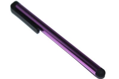 Touchscreen-pen paars universeel