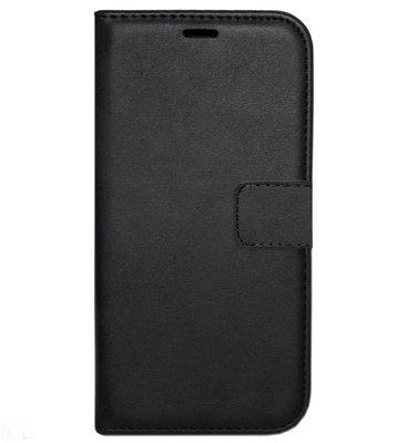 ADEL Kunstleren Book Case Portemonnee Pasjes Hoesje voor Samsung Galaxy S20 Plus - Zwart