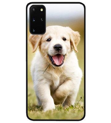 ADEL Siliconen Back Cover Softcase Hoesje voor Samsung Galaxy S20 FE - Labrador Retriever Hond
