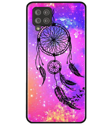 ADEL Siliconen Back Cover Softcase Hoesje voor Samsung Galaxy A42 - Dromenvanger