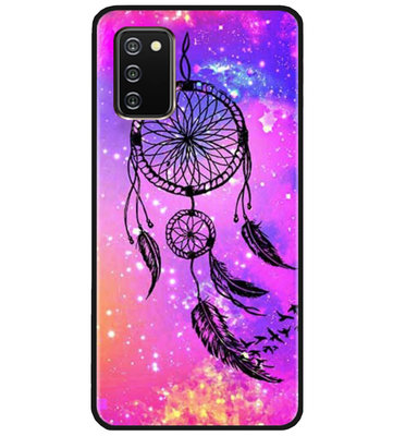 ADEL Siliconen Back Cover Softcase Hoesje voor Samsung Galaxy A02s - Dromenvanger