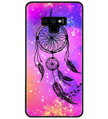 ADEL Siliconen Back Cover Softcase Hoesje voor Samsung Galaxy Note 9 - Dromenvanger