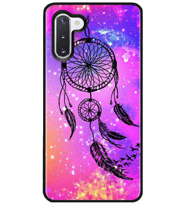 ADEL Siliconen Back Cover Softcase Hoesje voor Samsung Galaxy Note 10 - Dromenvanger